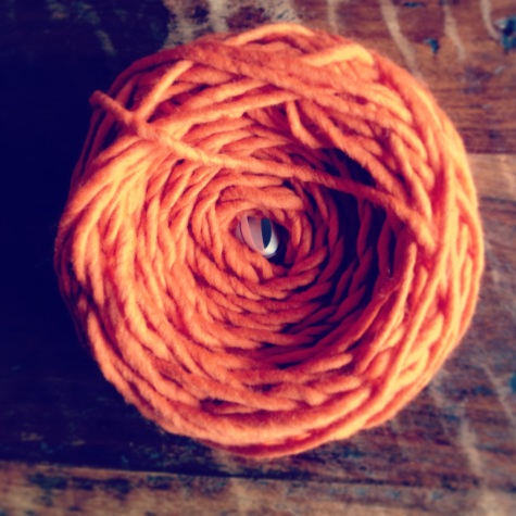 spaghetti yarn