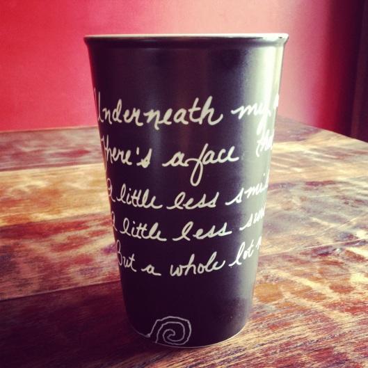 tea with shel